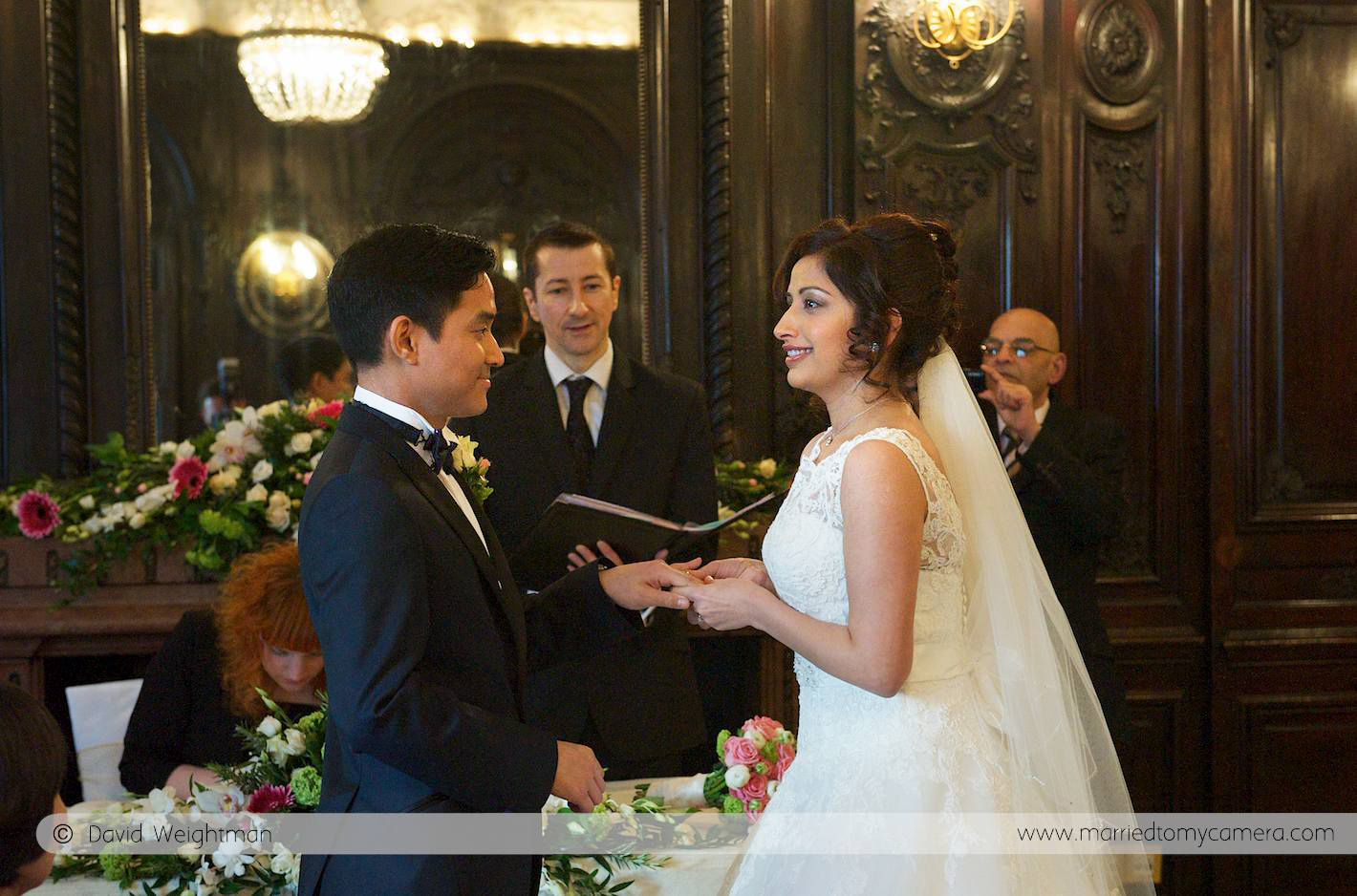 dartmouth house wedding in london