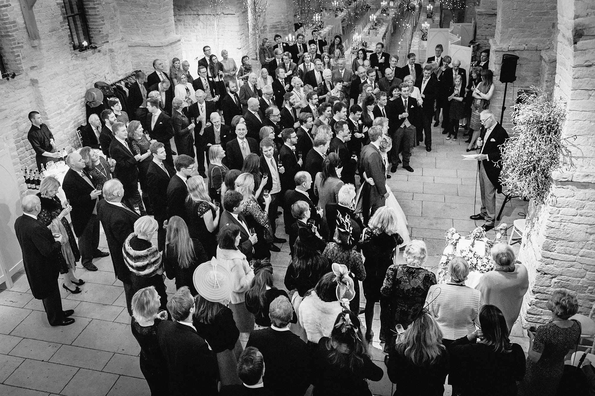 speeches at the tithe barn peters field hampshire