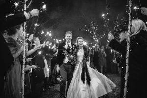 Winter Wedding Photography Hampshire