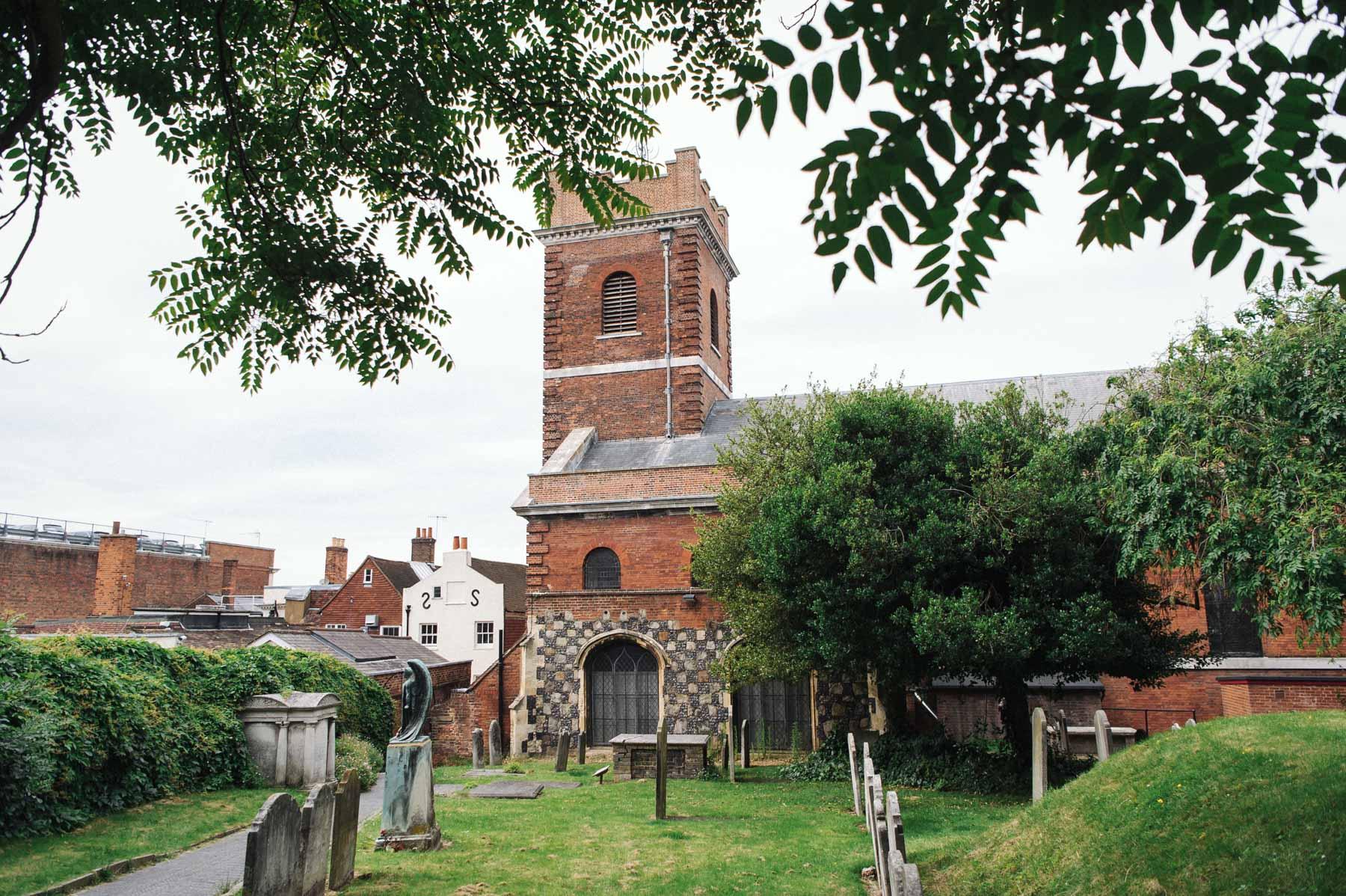 Holy Trinity Church Guildford