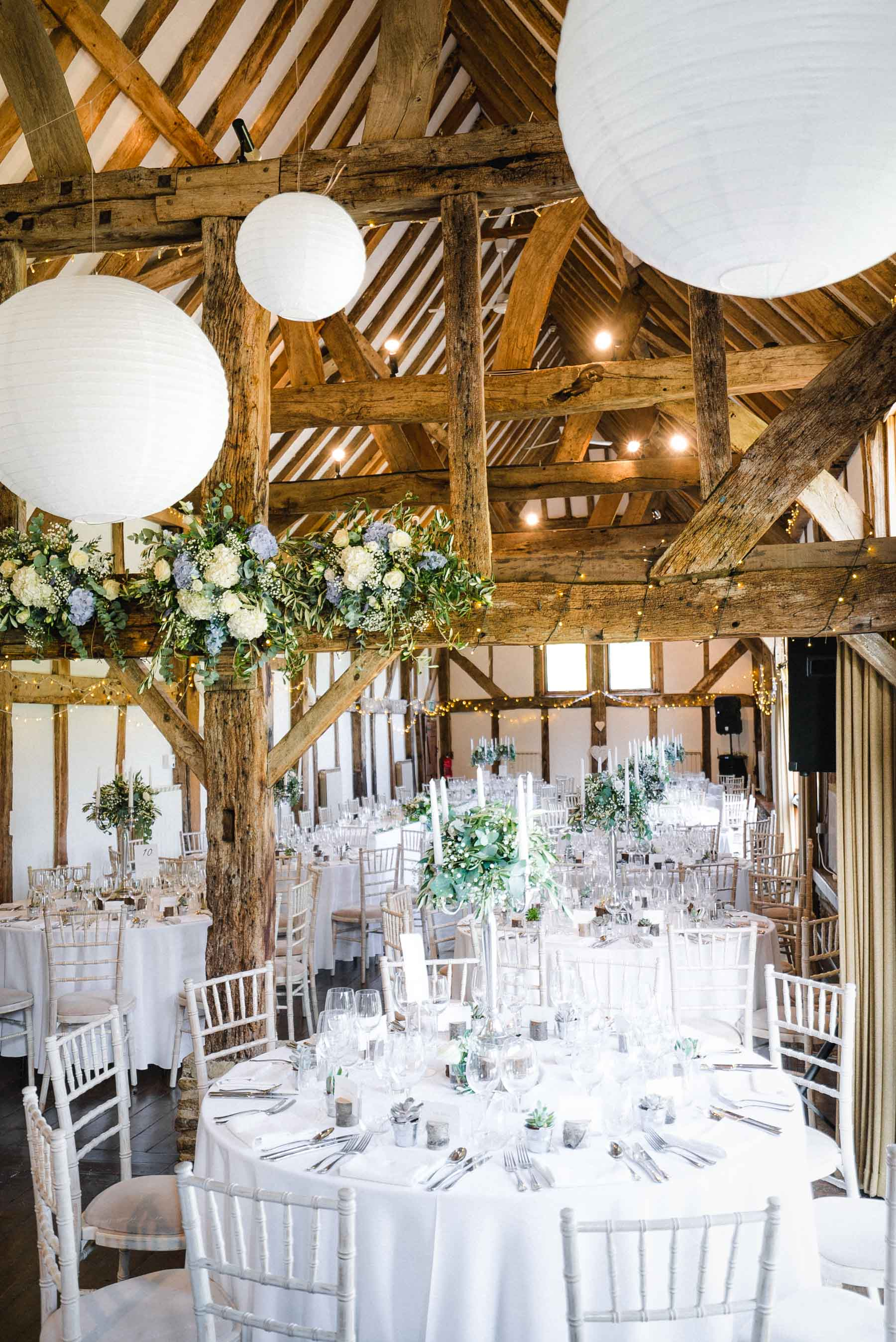 Loseley Park Barn